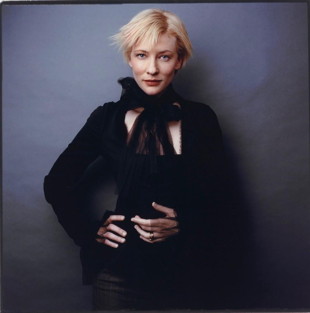 Cate Blanchett, 2002 (printed 2006) by Karin Catt type C photograph (47.5 x 46.6 cm) http://portrait.gov.au/files/8/2/e/6/i5627.jpg