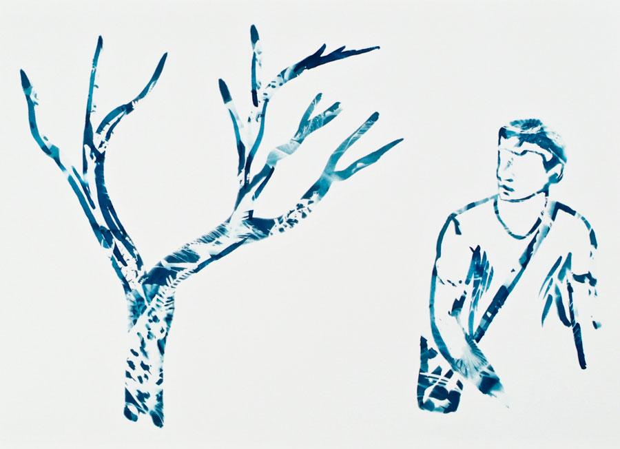 Lloyd Godman - Conversations with Trees 2004