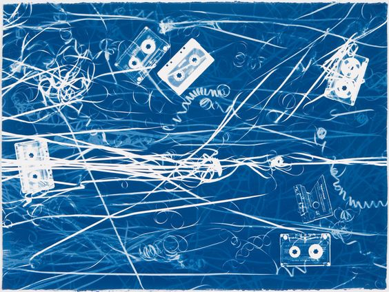 Christian Marclay Untitled (Studio Floor) 2008